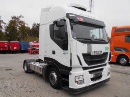 IVECO STRALIS 480 EURO6, Low Deck, Intarder, TOP