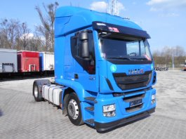 IVECO STRALIS 480 EURO6 TOP , Váha 7350kg