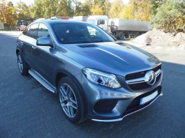 MERCEDES BENZ GLE COUPE 350d TOP
